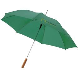 Lisa 23Inch Auto Open Umbrella With Wooden Handle