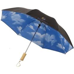 Blue-Skies 21Inch Foldable Auto Open Umbrella