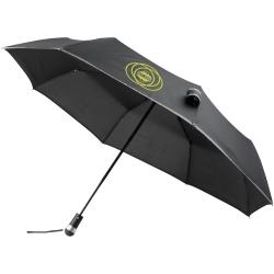 Luminous 27Inch LED Foldable Auto Open/Close Umbrella
