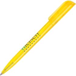 Value Twist Translucent Pen