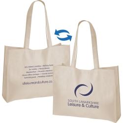 XL Non-Woven Trade Show Bags - 2 Sided