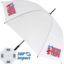 Value Storm Umbrella - 4 Panel Print