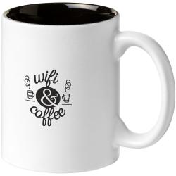Tora Engraved Mug