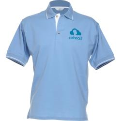 Kustom Kit Contrast Polo Shirt