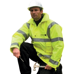 Result Hi-Vis Safety Jacket