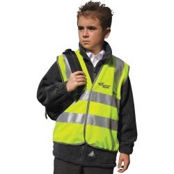 Result Kids Safety High Viz Vest