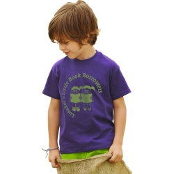 Fruit of the Loom Kids Value T Shirt