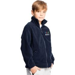 Childrens Uneek Fleece Full Zip