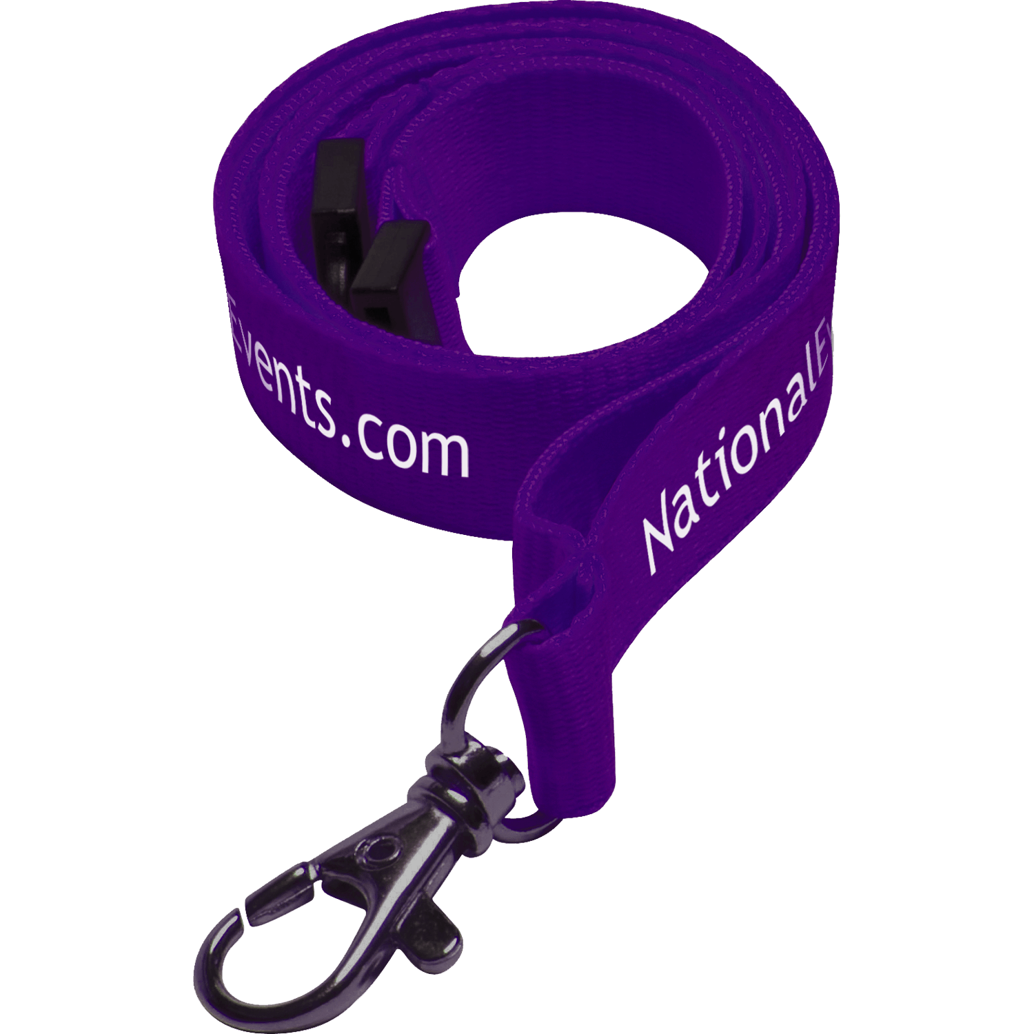20mm Poly Lanyard