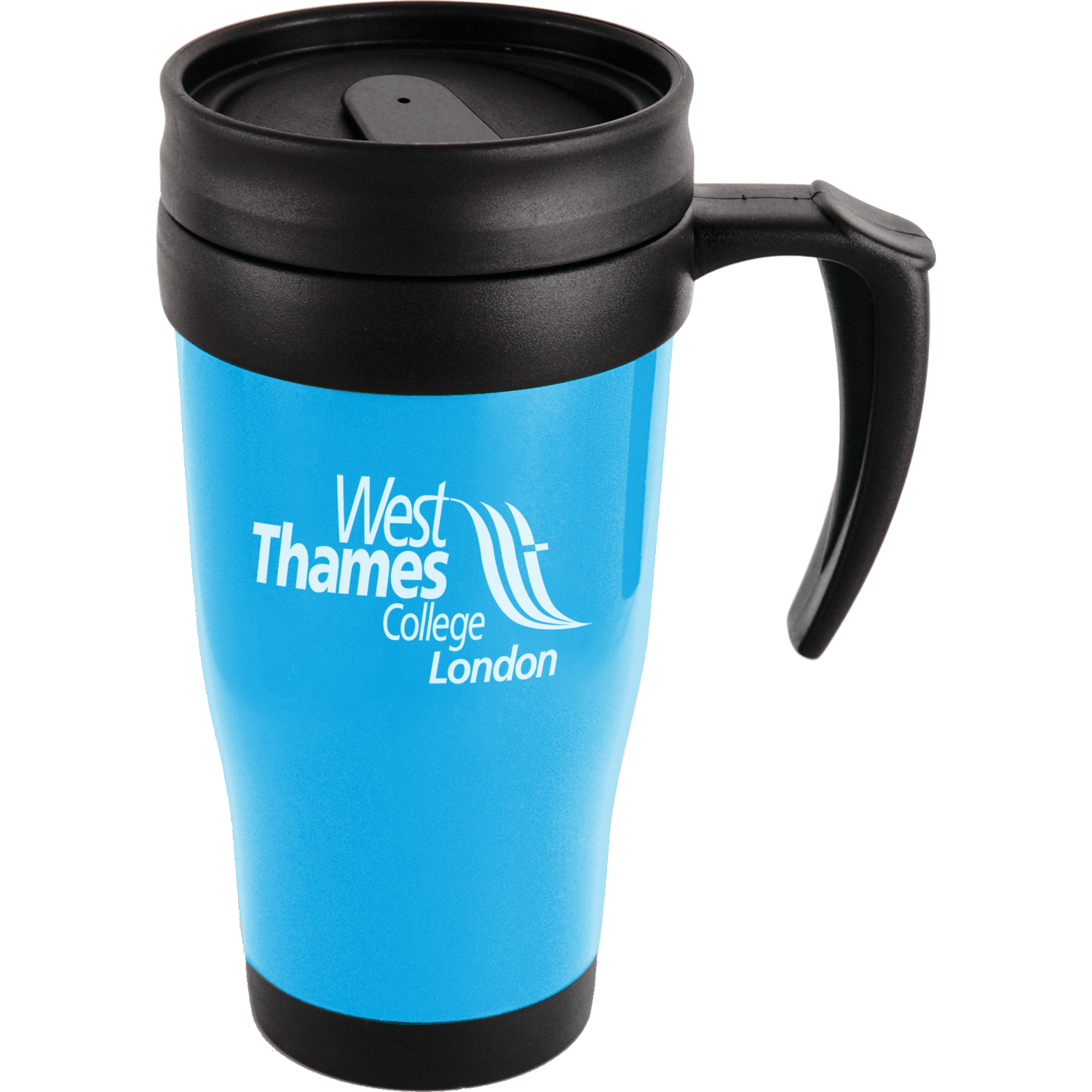 Printed Travel Thermo Mug