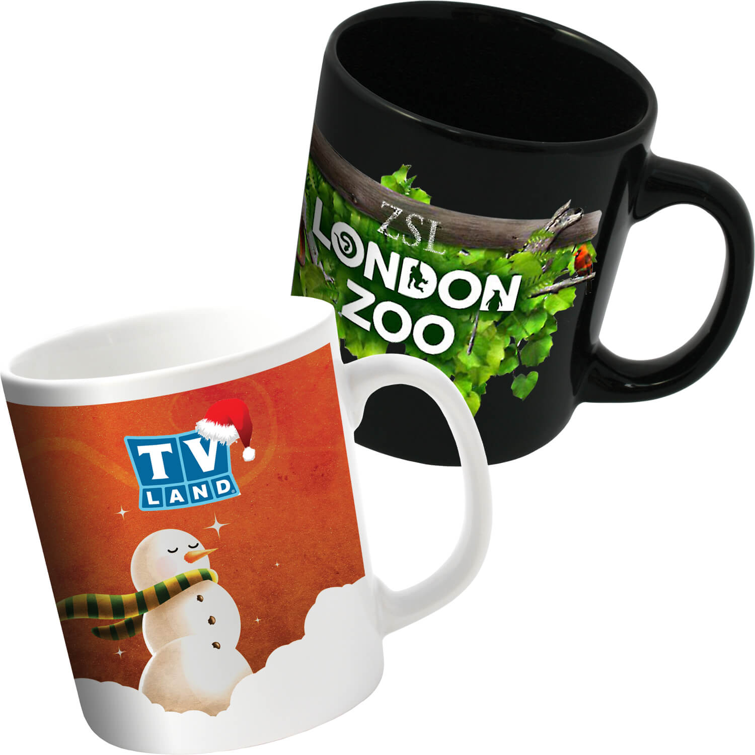 Full Colour Promotional Mug