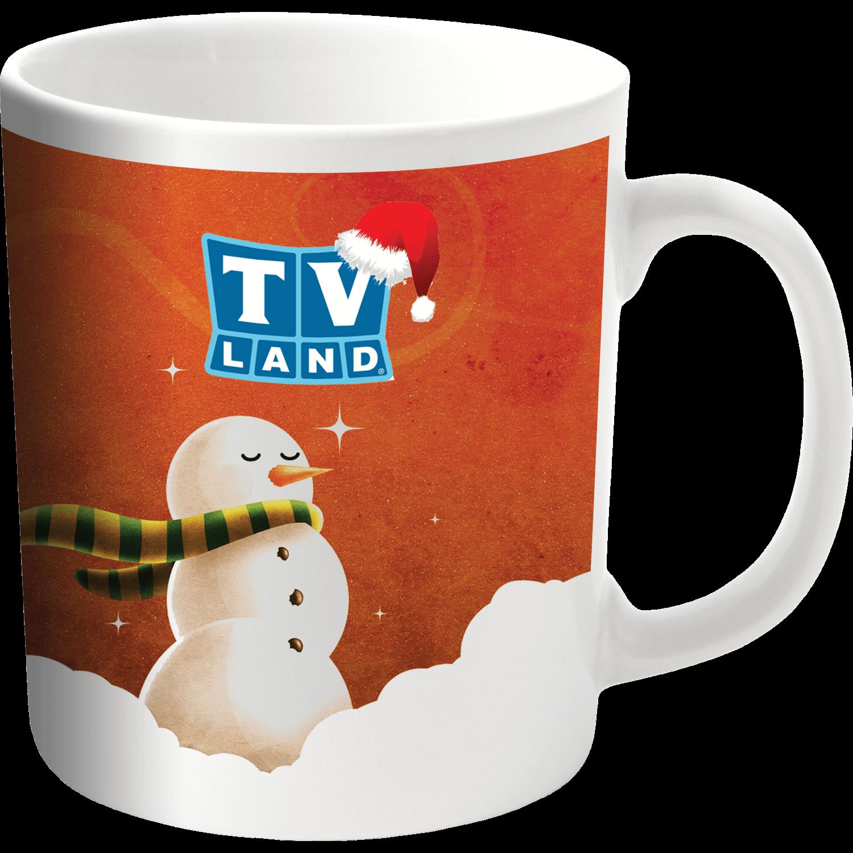 Full Colour Promotional Mug