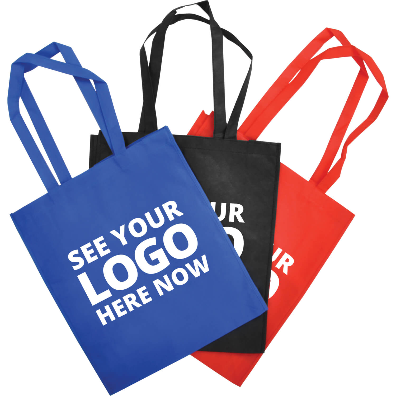 Value Non-Woven Gusset Show Bag