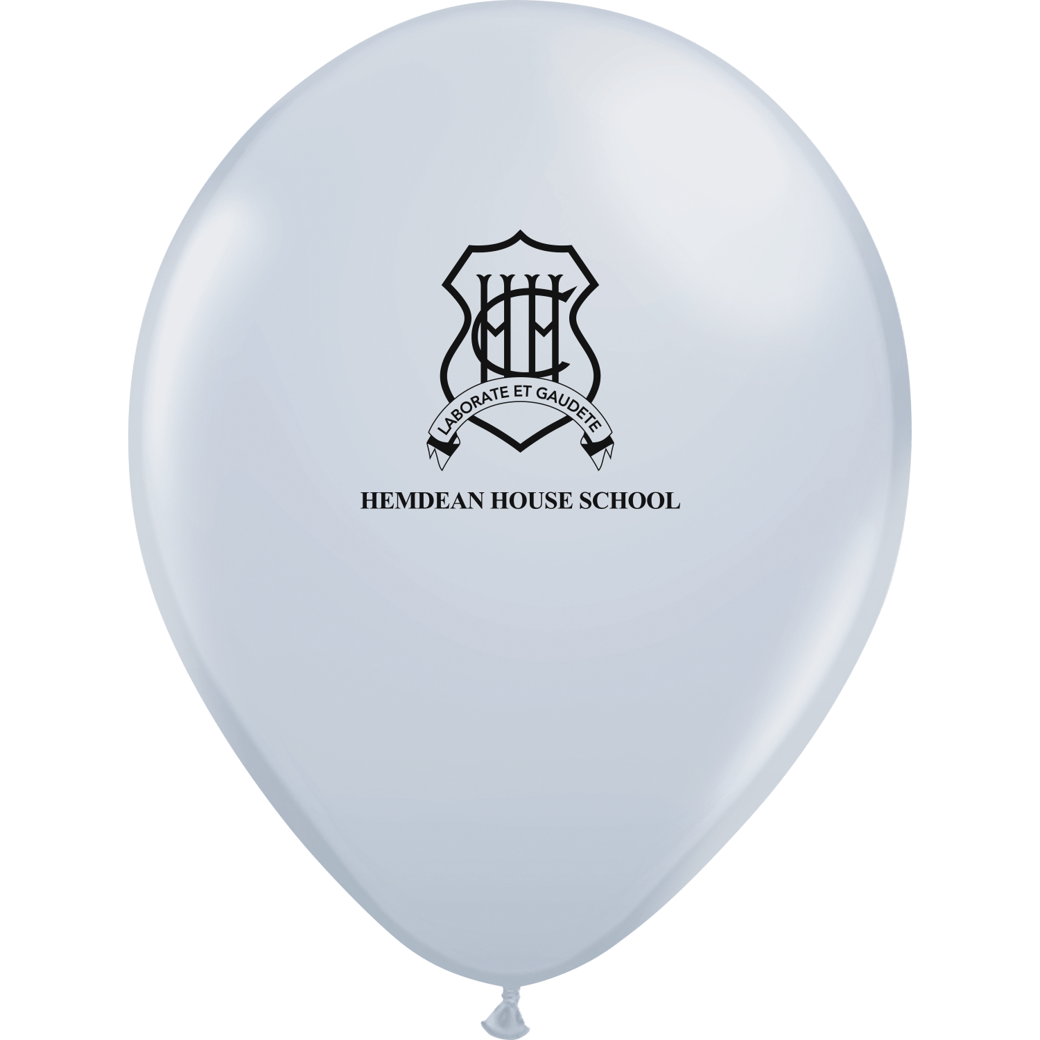 Advertising Balloons - 12 inch Transparent