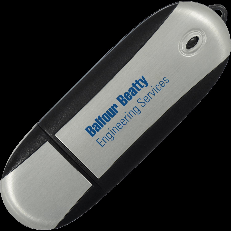 Bullet Printed USB Memory Stick