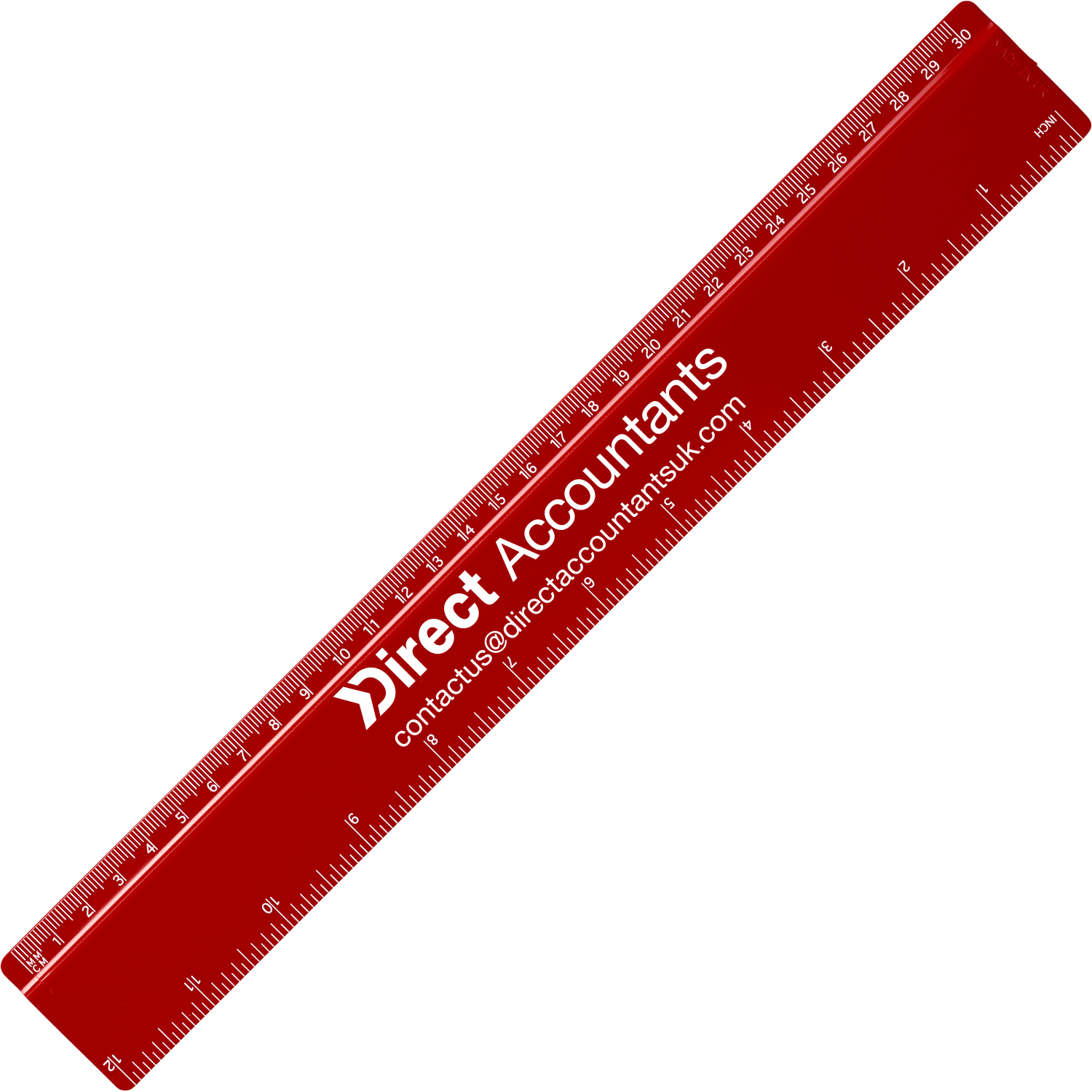 Promotional Rulers - 300mm
