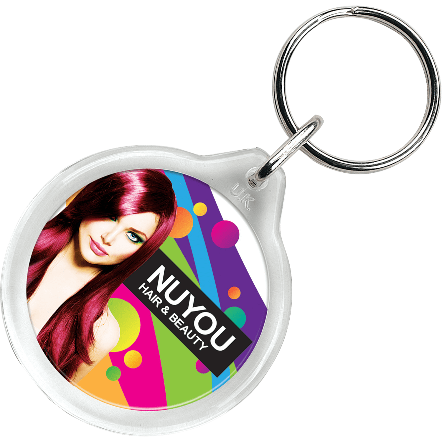 Value Round Keyring