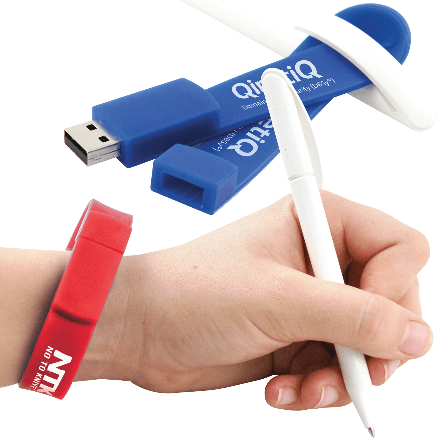 Wrist Band Promo USB Memory Stick