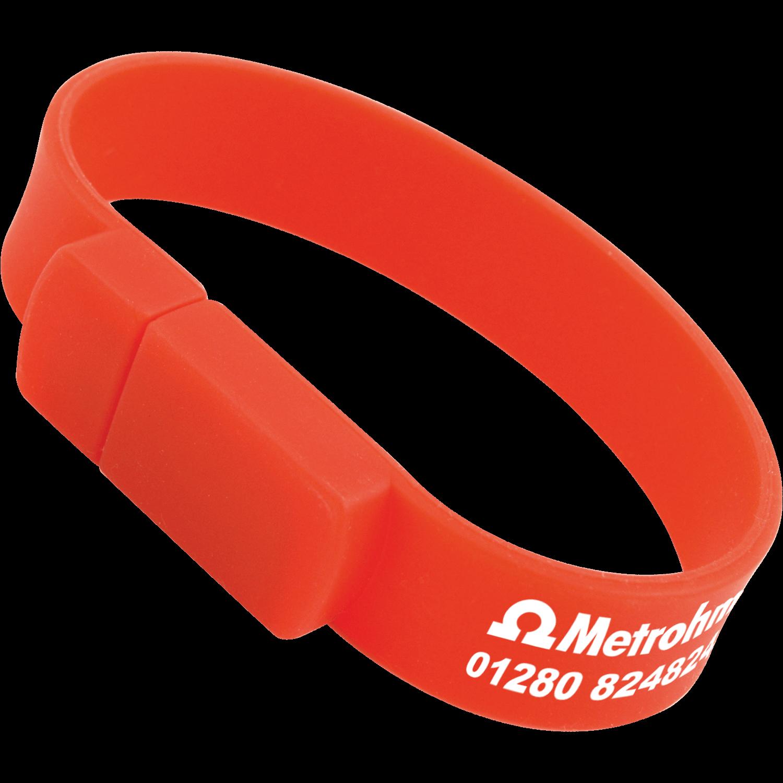 Wrist Band USB