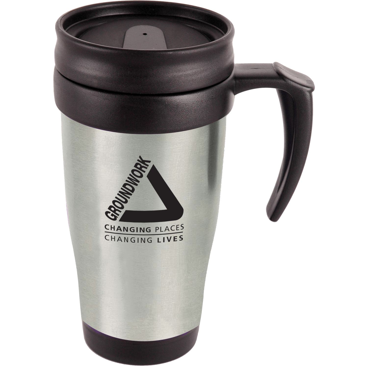 Washington Stainless Steel Travel Mug