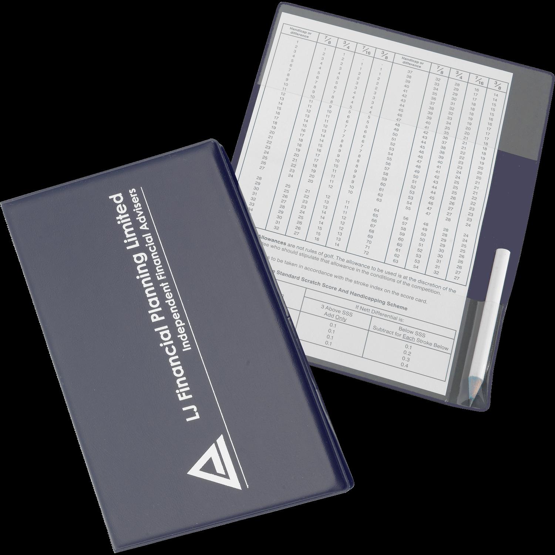 Harrogate PVC Scorecard