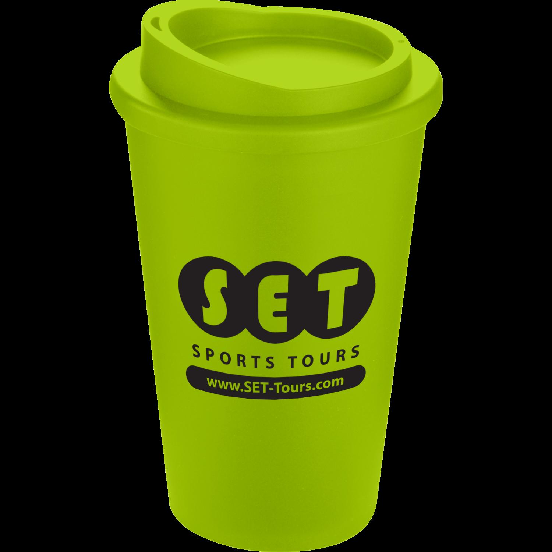 Lime Mug (583) - Lime Lid (583)