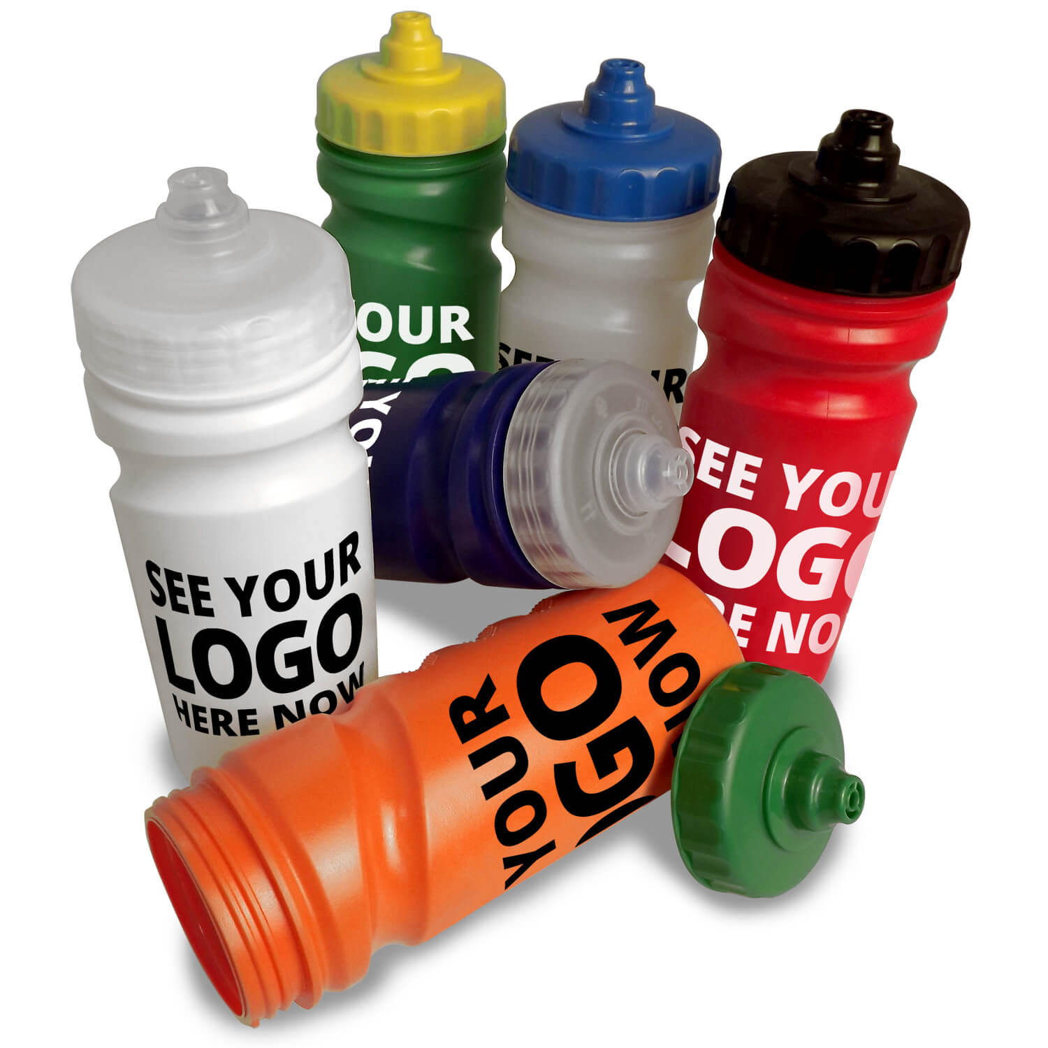 Thirst Grip Sports Bottle Valve Cap 500ml
