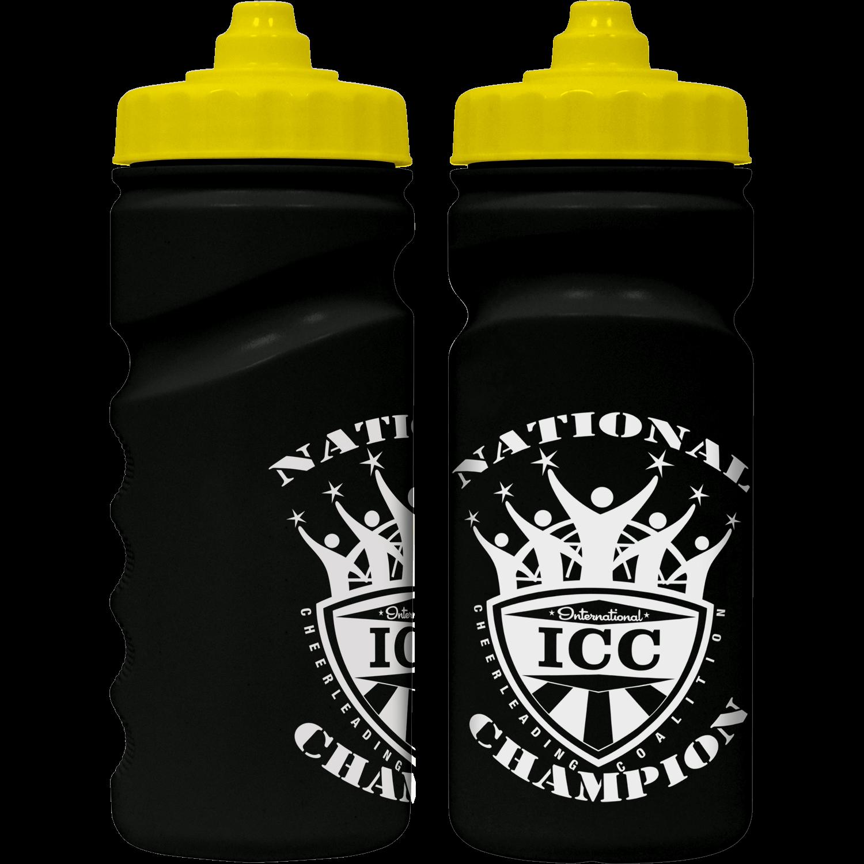 Black - Yellow Valve Cap