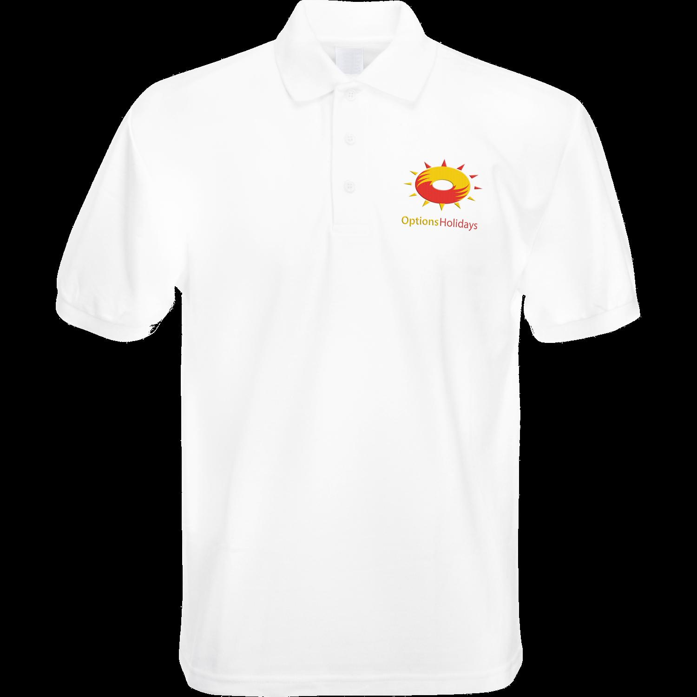 Jersey Unisex Polo Shirt