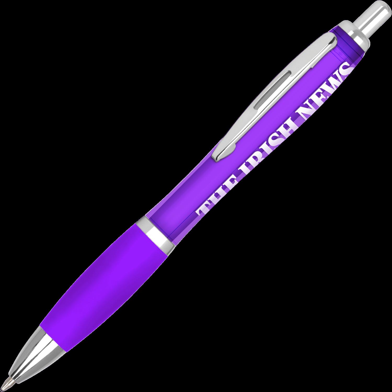 Purple Translucent