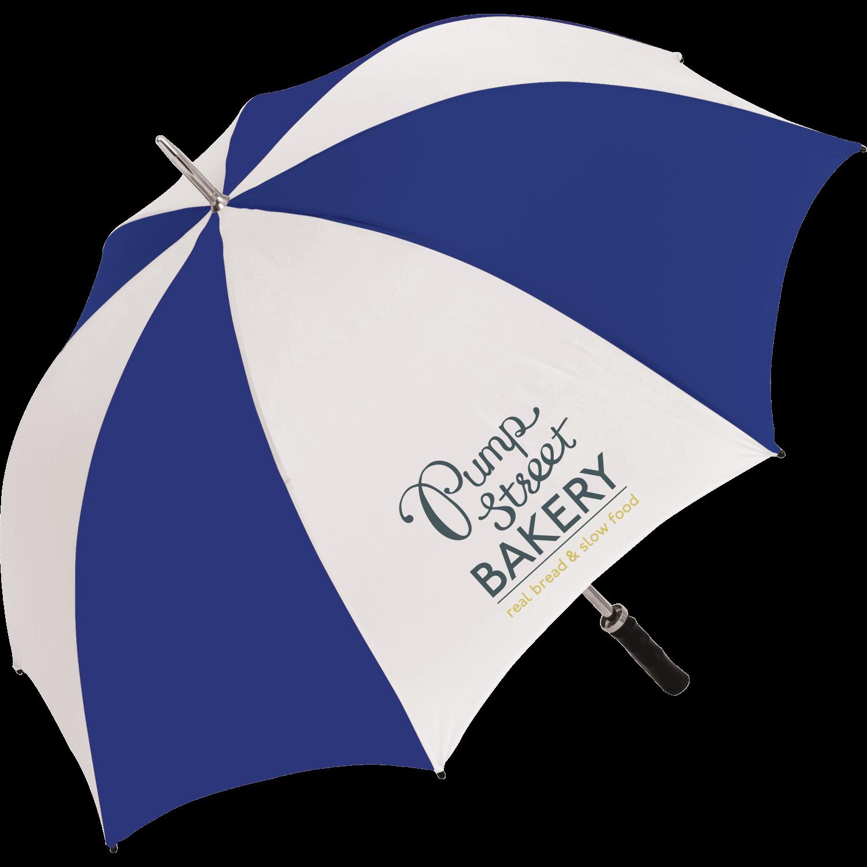 White & Royal Blue (Reflex Blue)