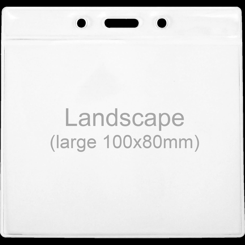 Landscape (100 x 80mm)