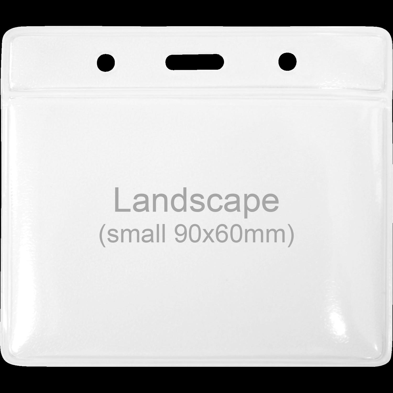 Landscape (90 x 60mm)