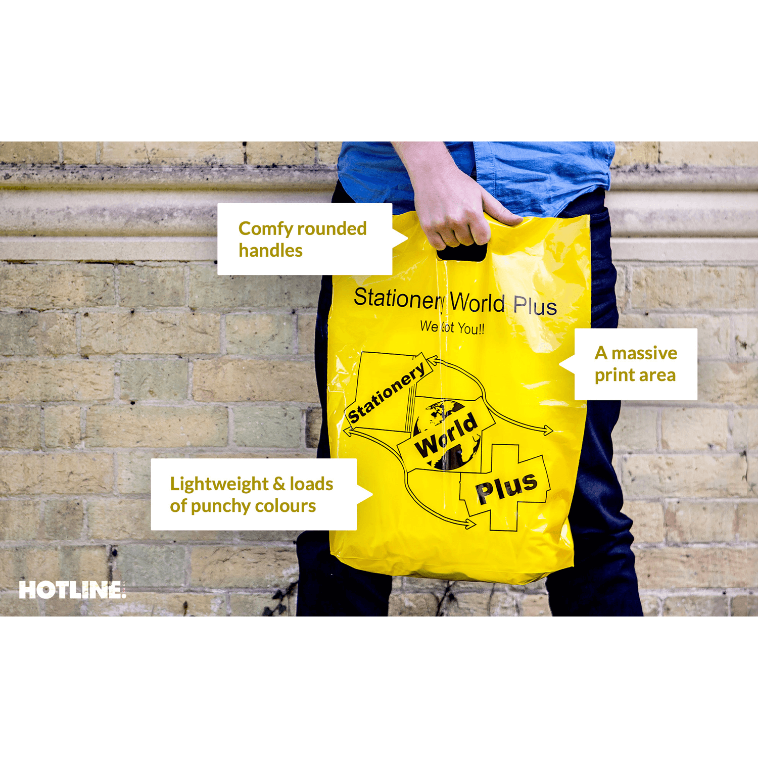 Carrier Bags - Large