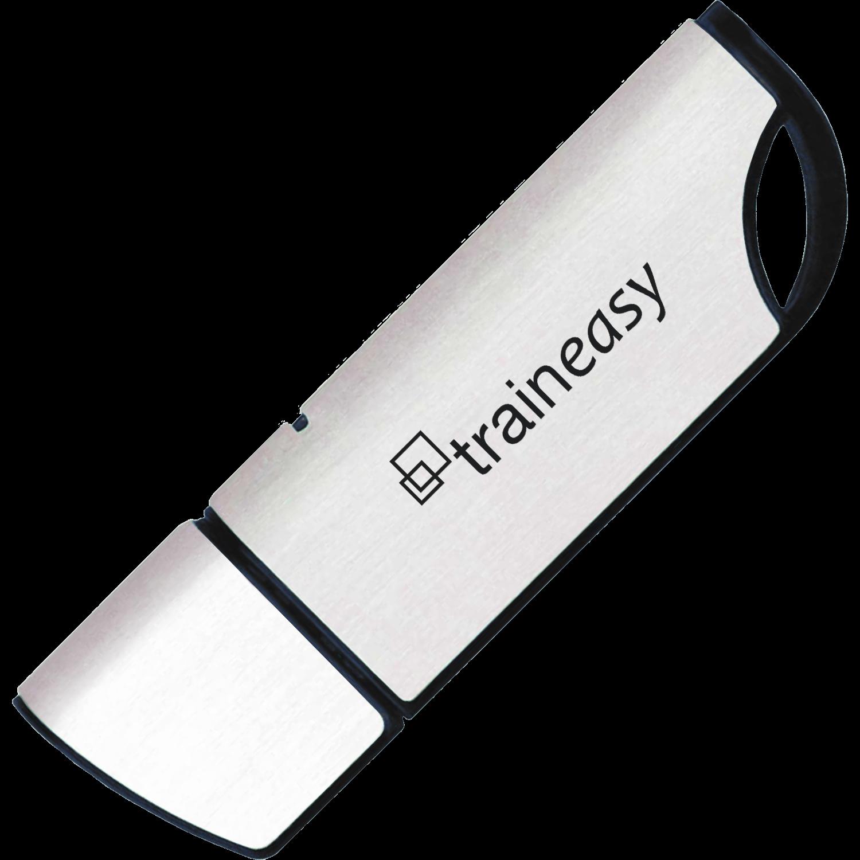 Curve Printed USB Memory Stick
