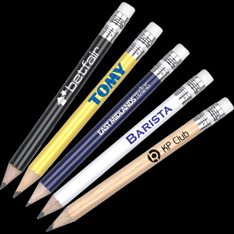 Mini Pencil With Eraser
