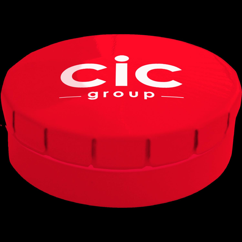 Click Clack Mint Tins