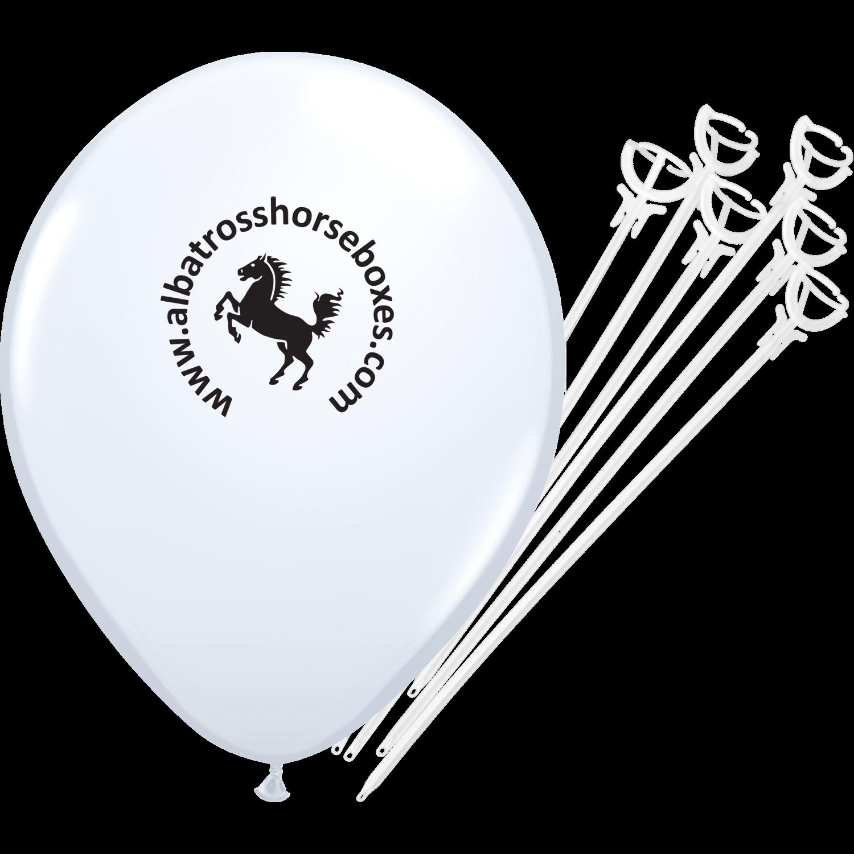 Balloon & Stick Combo