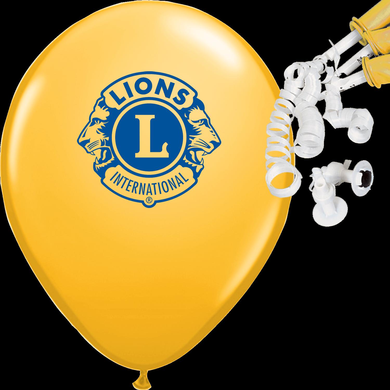 Balloons & Valves Combo
