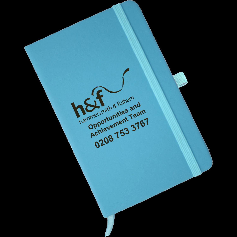 A6 Plain Promotional Notebooks