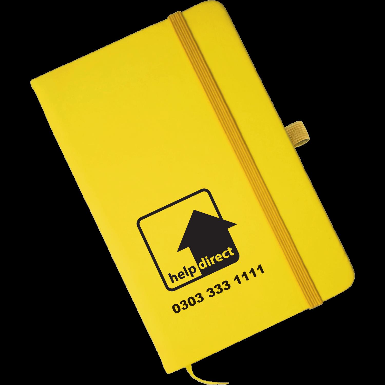A6 Plain Notebook