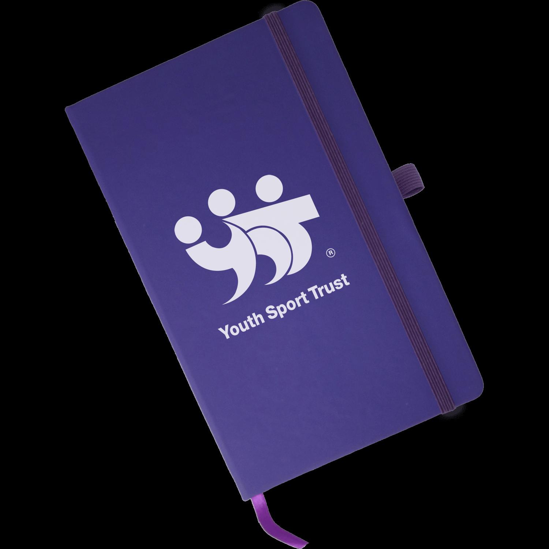 A5 Plain Notebook