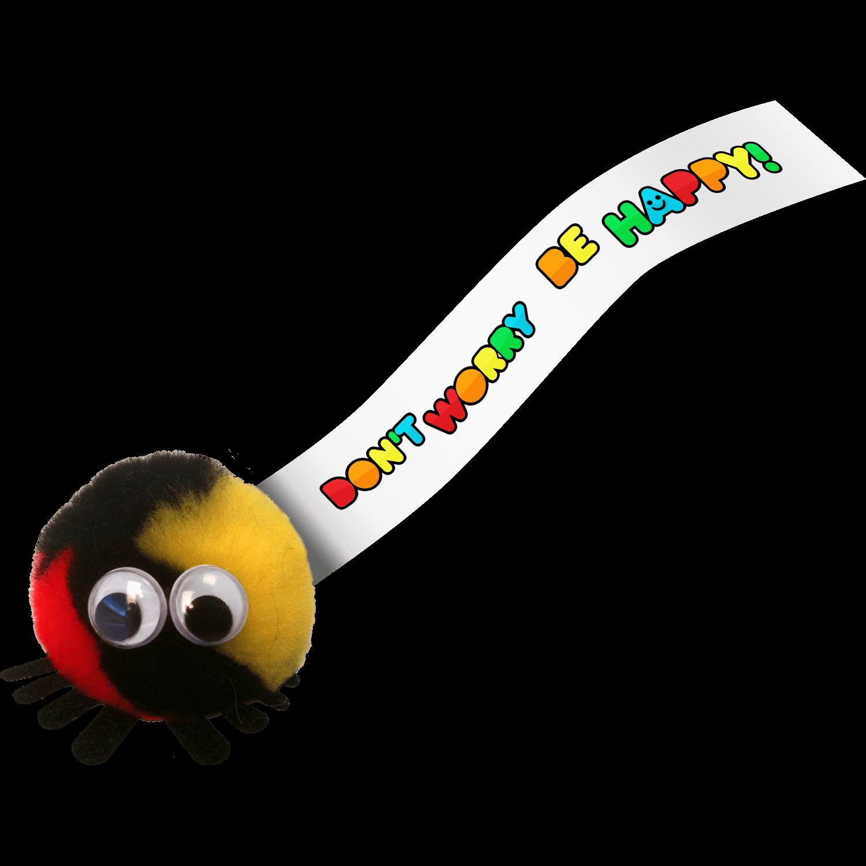 Multicolour Advertising Logobugs