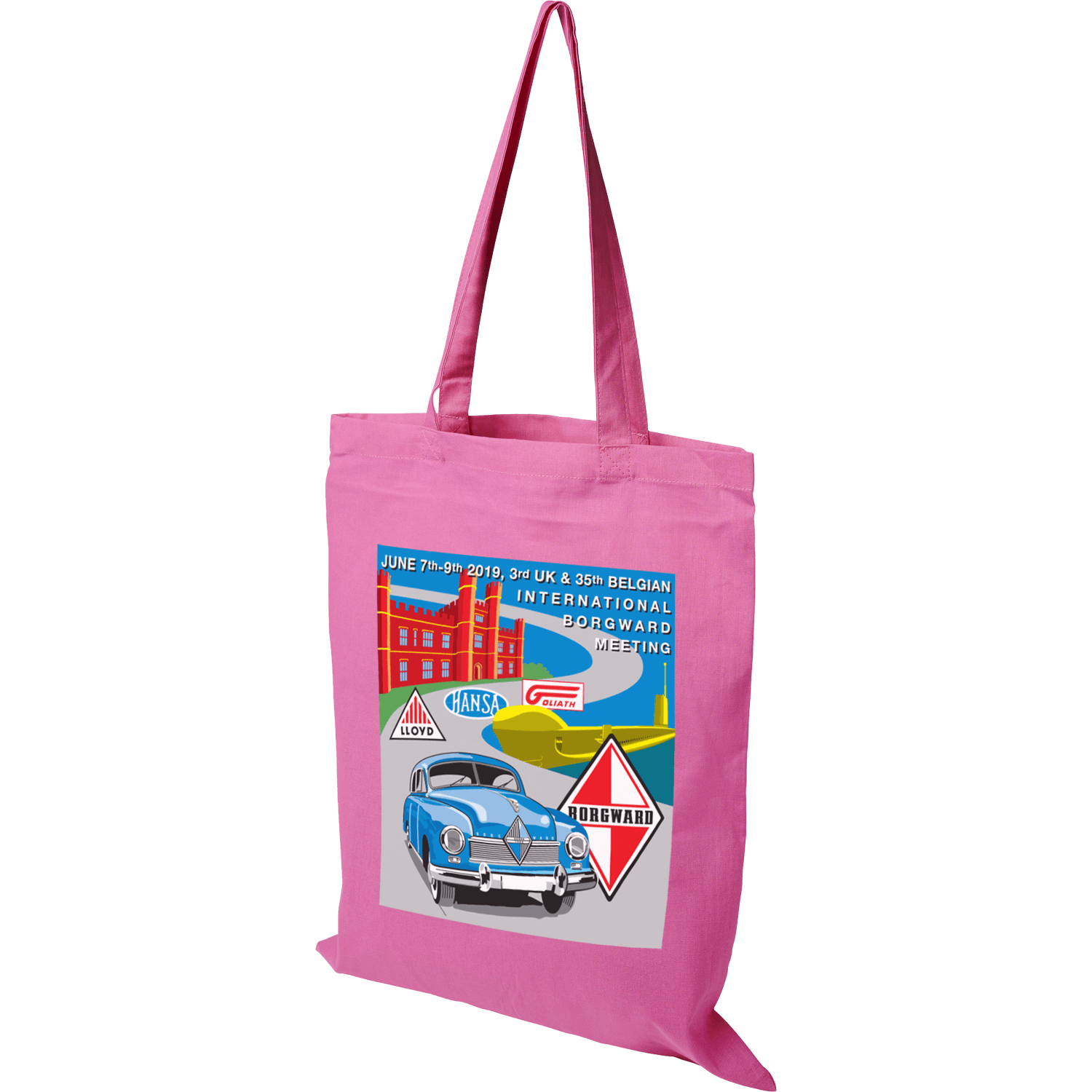 Natural Photo Tote Bag