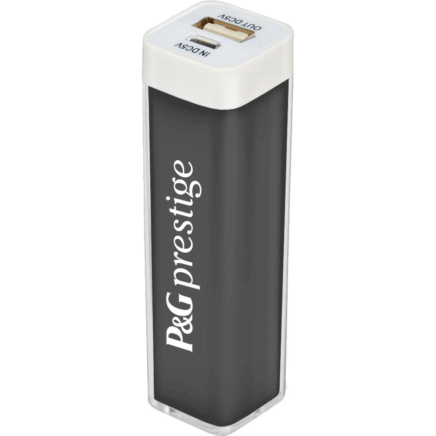 Tube Power Bank Charger