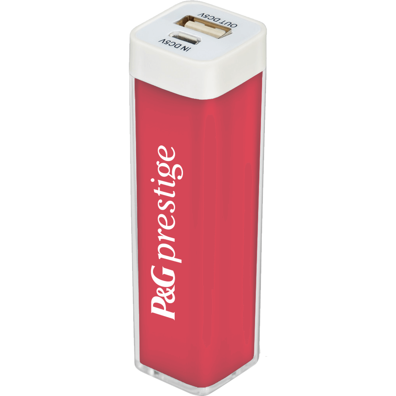 Tube Power Bank Charger 2200mAh
