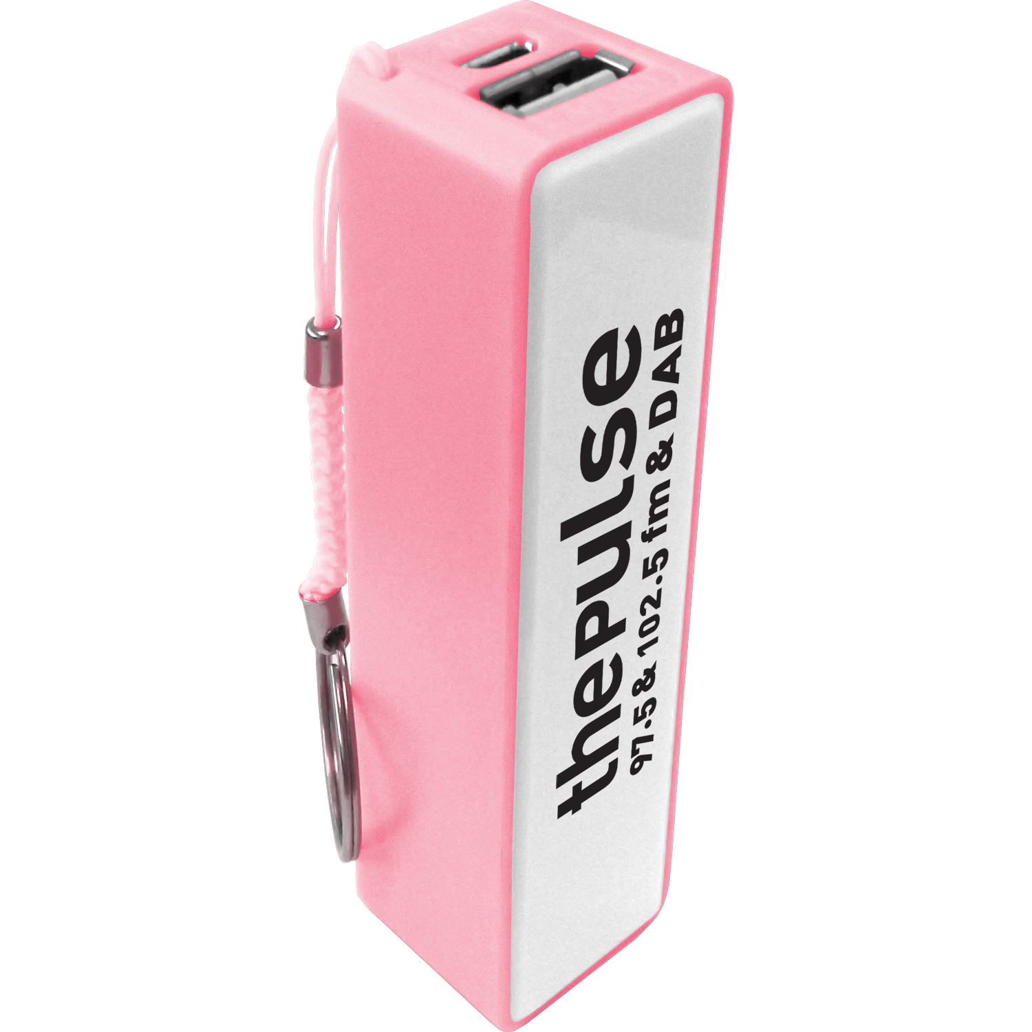 Candy Power Bank Charger 2200mAh