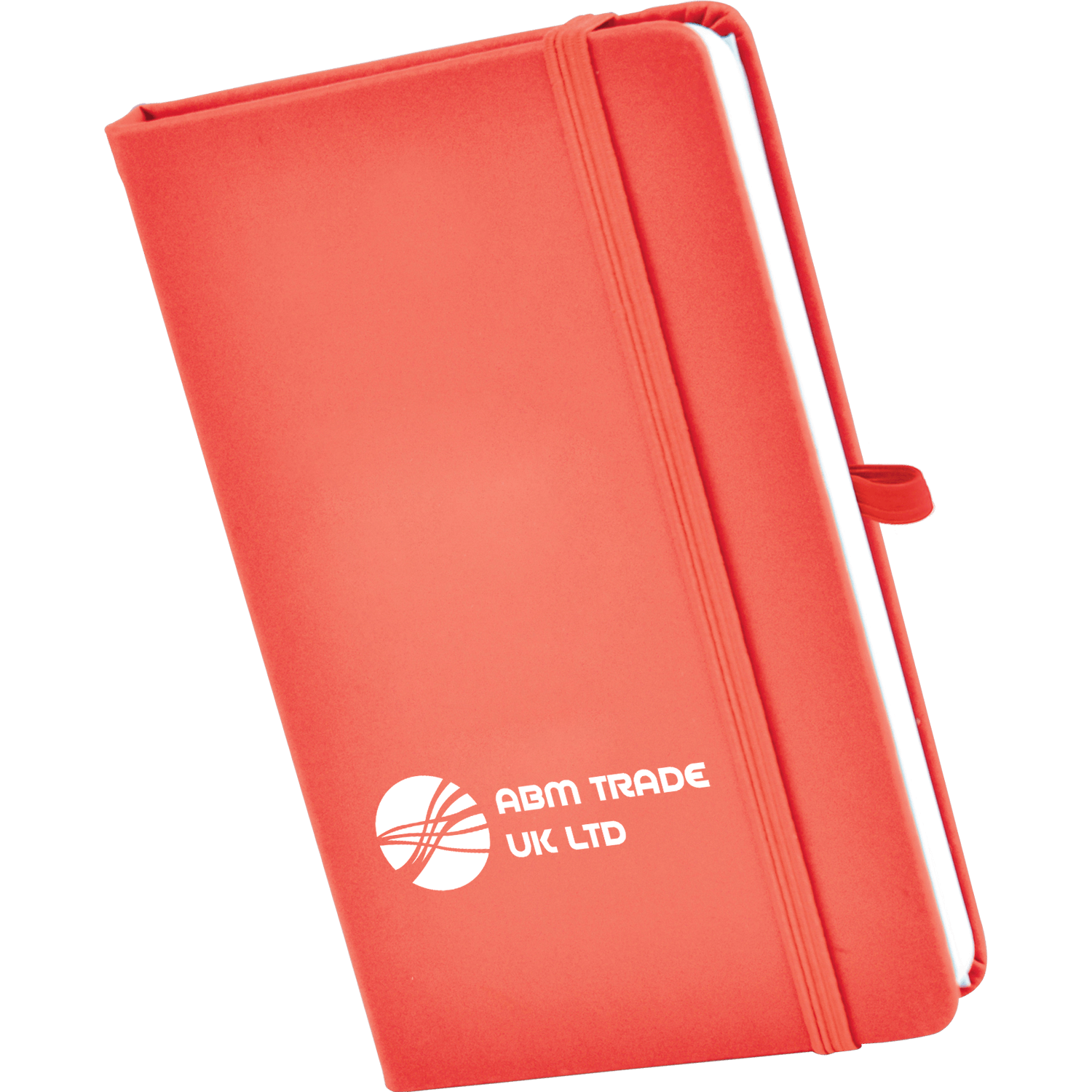 A6 Soft Touch Lined Notebook