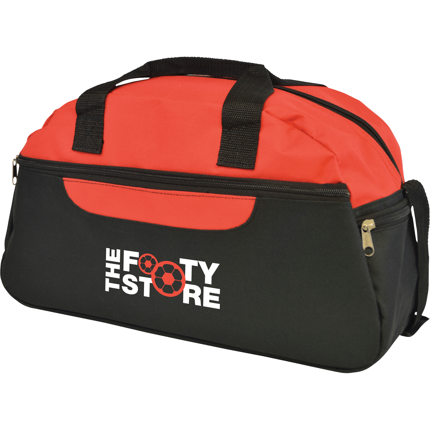 Compact Printed Gym Bag