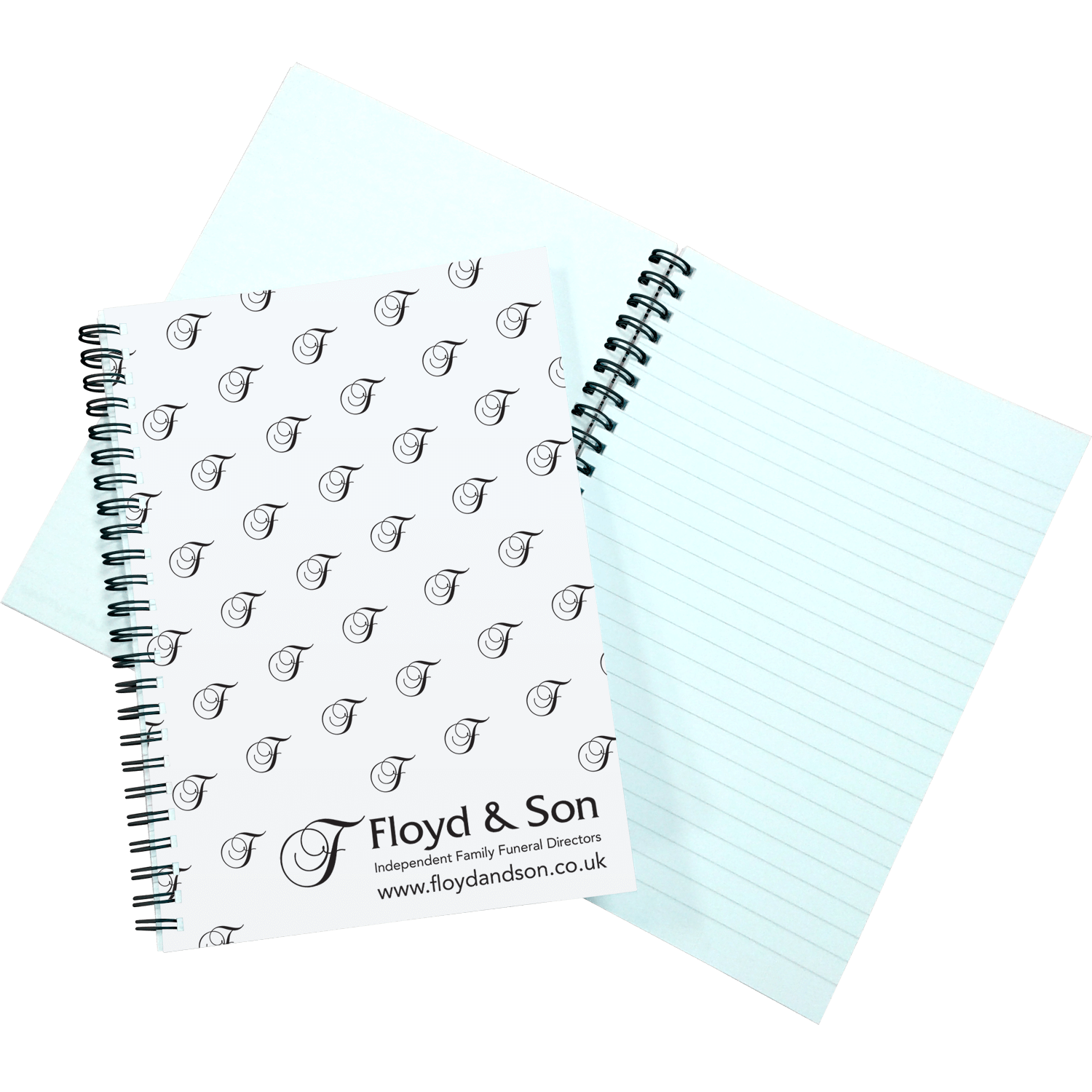 Wiro A5 Lined Notebook